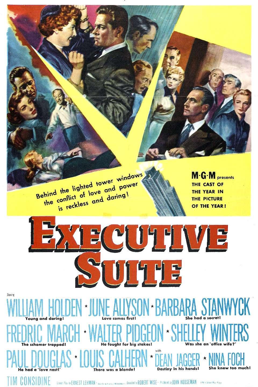 Executive Suite kapak