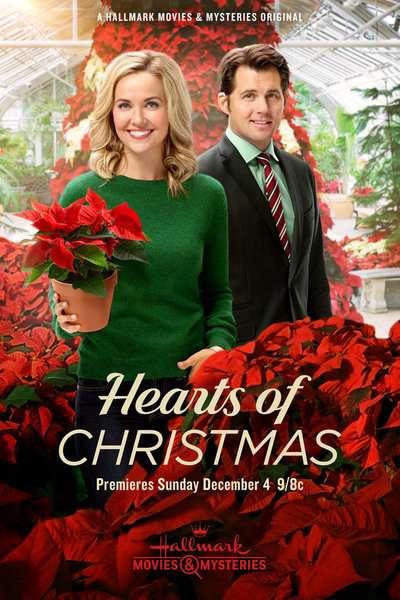 Hearts of Christmas kapak
