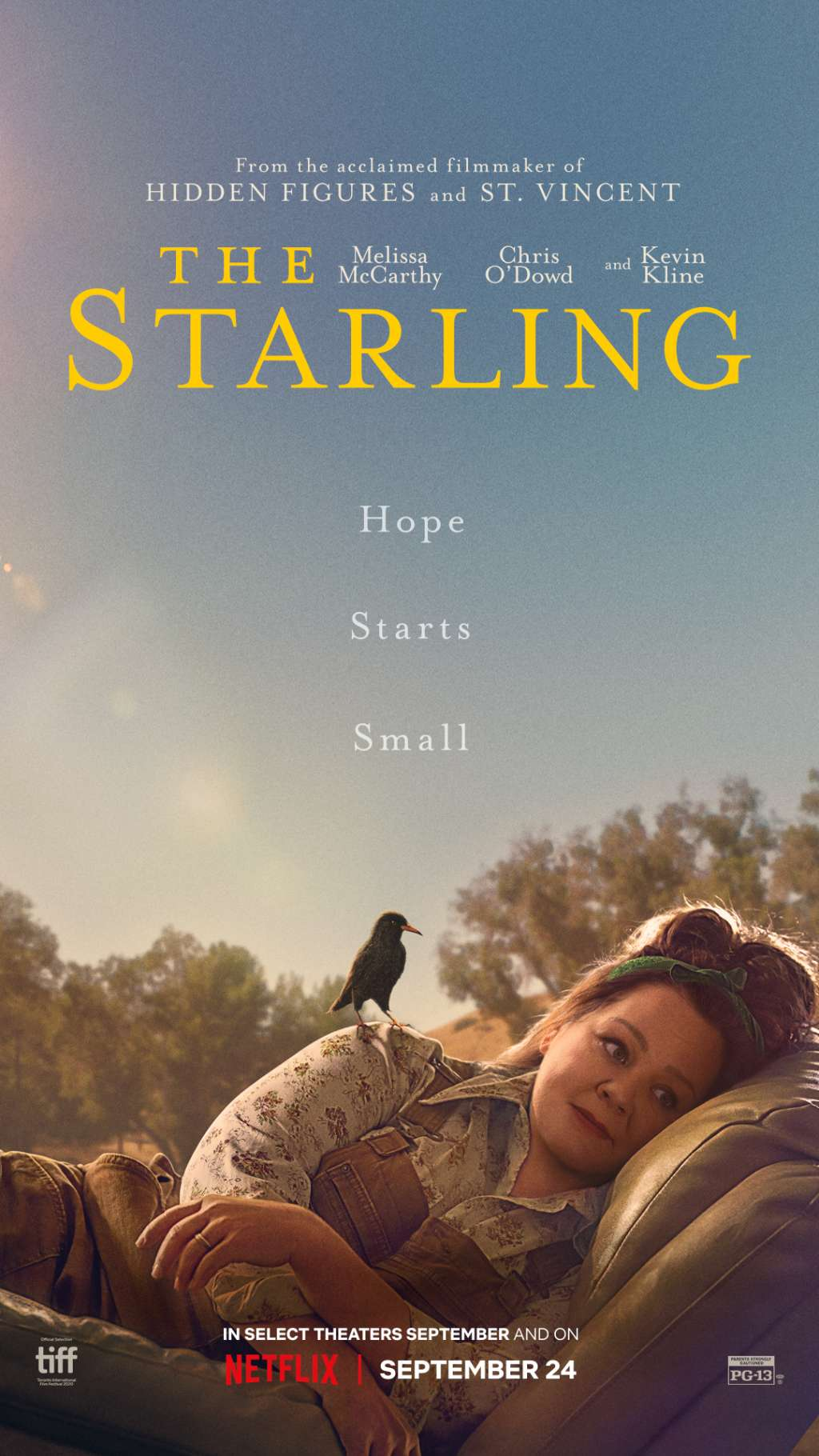 The Starling kapak