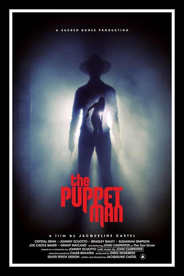 The Puppet Man kapak