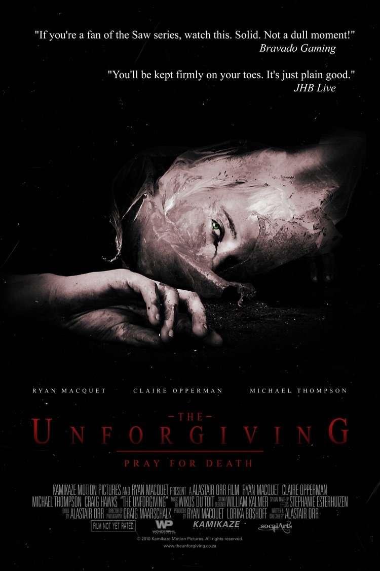 The Unforgiving kapak