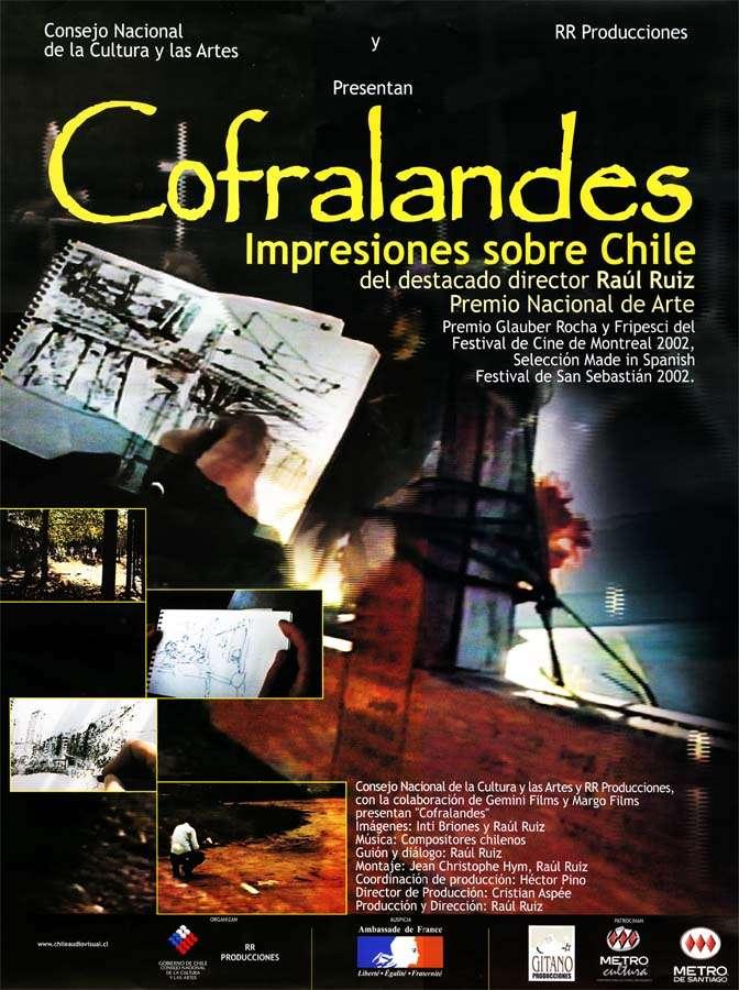 Cofralandes, rapsodia chilena kapak