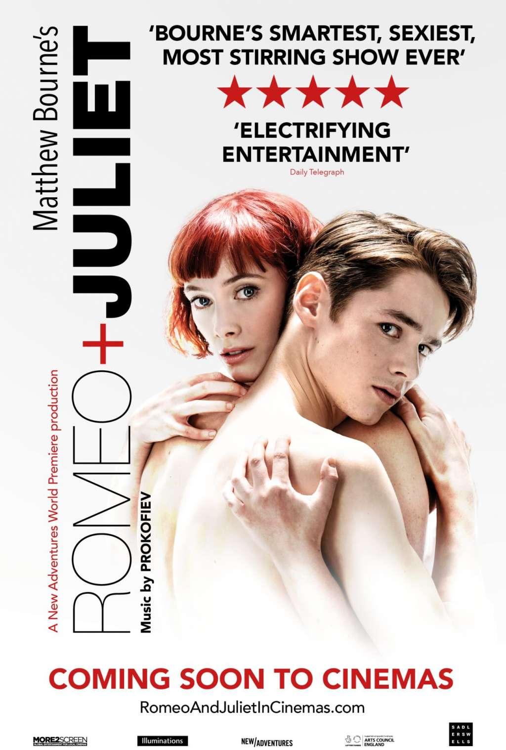 Matthew Bourne's Romeo and Juliet kapak