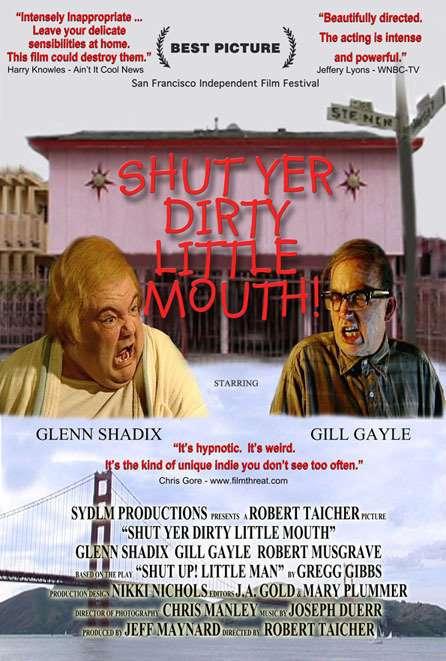 Shut Yer Dirty Little Mouth kapak