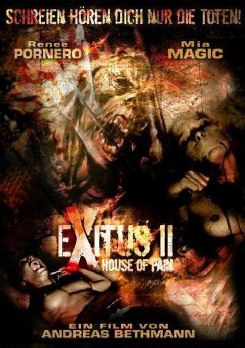 Exitus II: House of Pain kapak