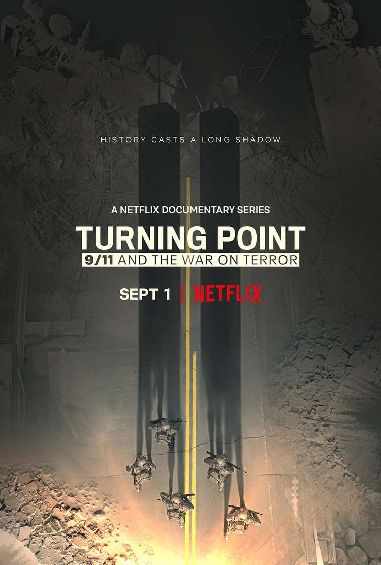 Turning Point: 9/11 and the War on Terror kapak