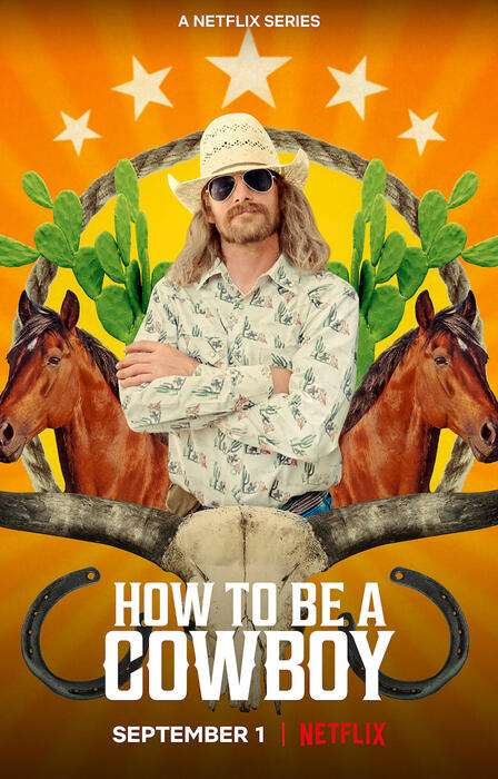 How to Be A Cowboy kapak