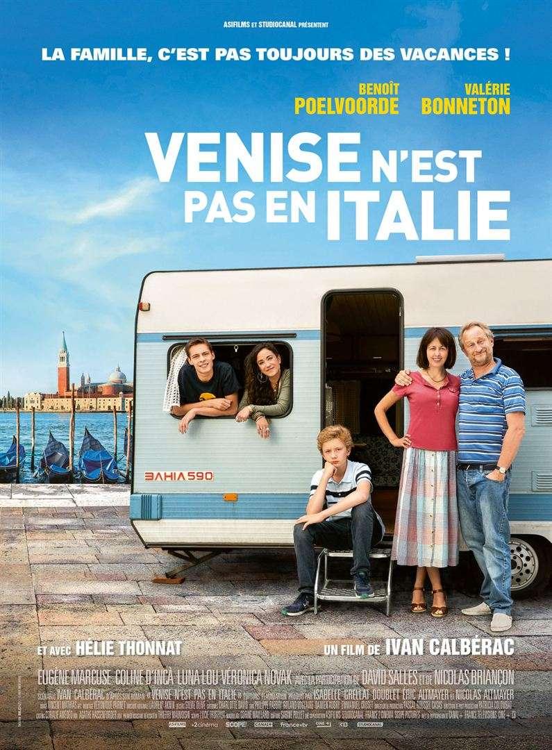 Venise n'est pas en Italie kapak