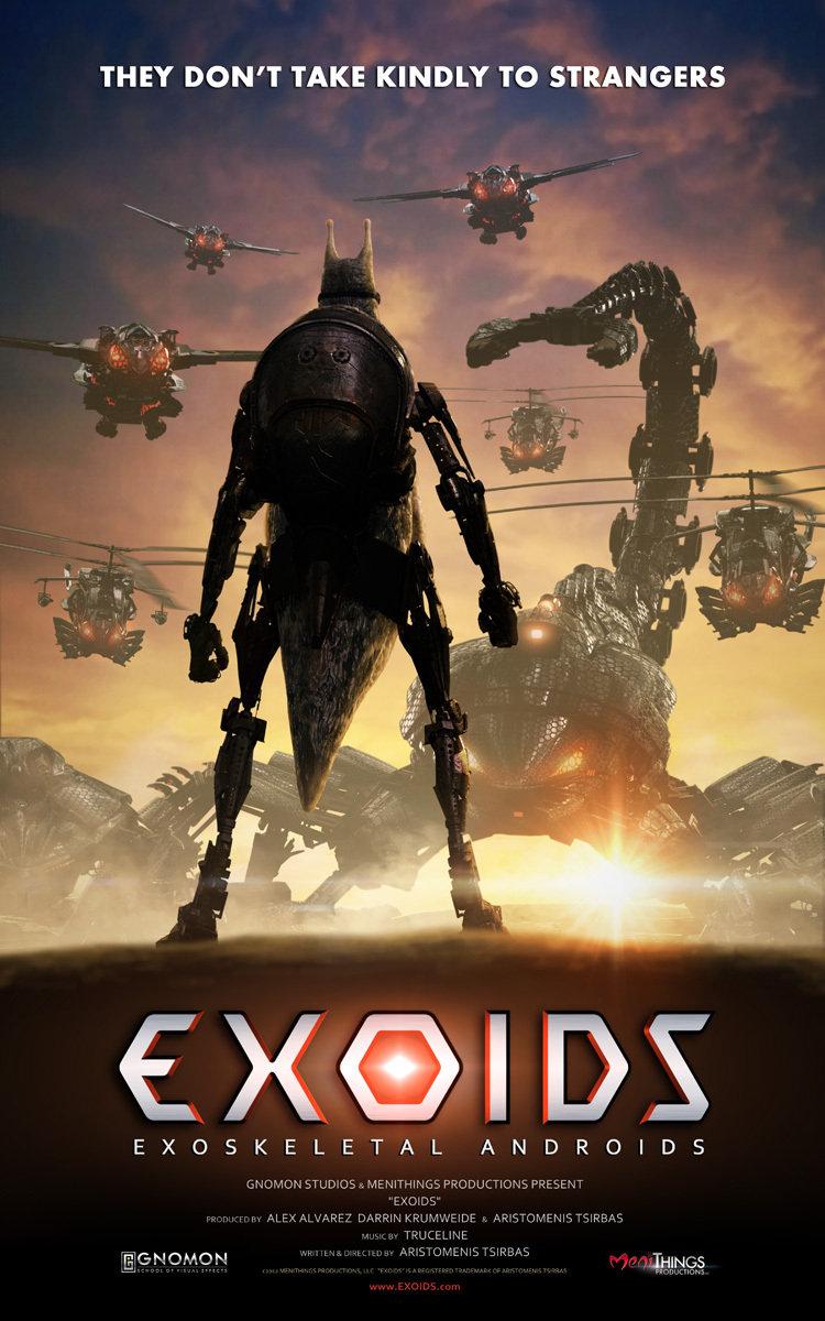 Exoids kapak