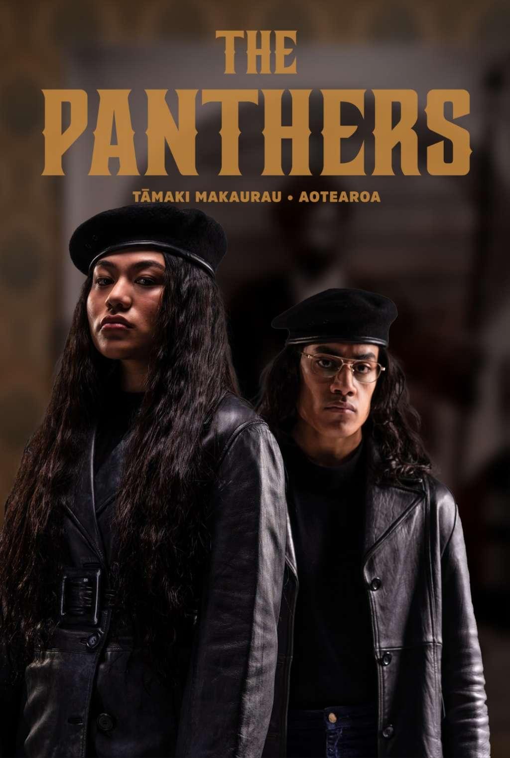 The Panthers kapak