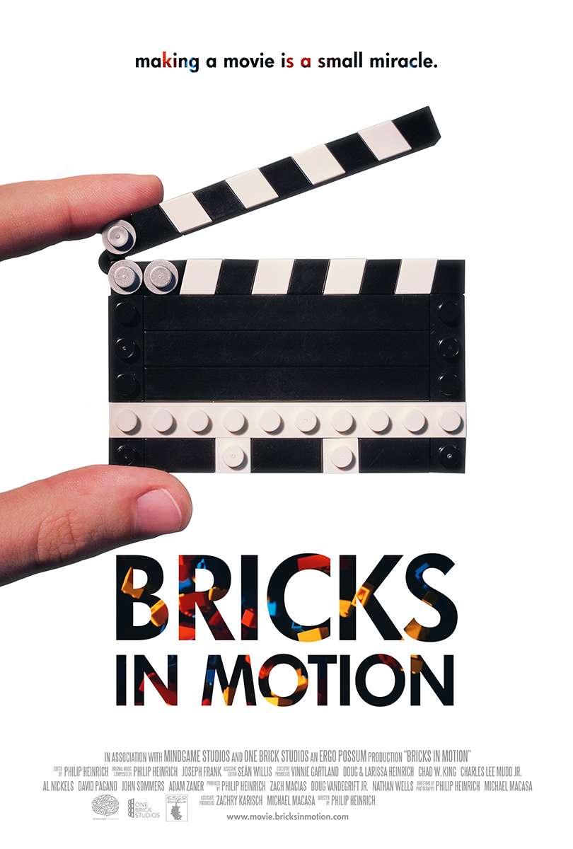 Bricks in Motion kapak
