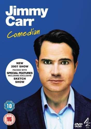 Jimmy Carr: Comedian kapak