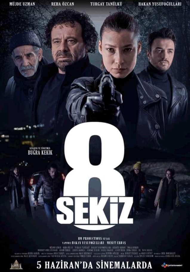 8 (Sekiz) kapak