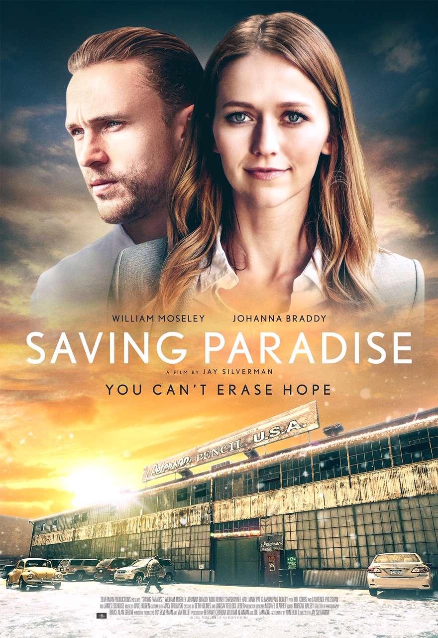 Saving Paradise kapak