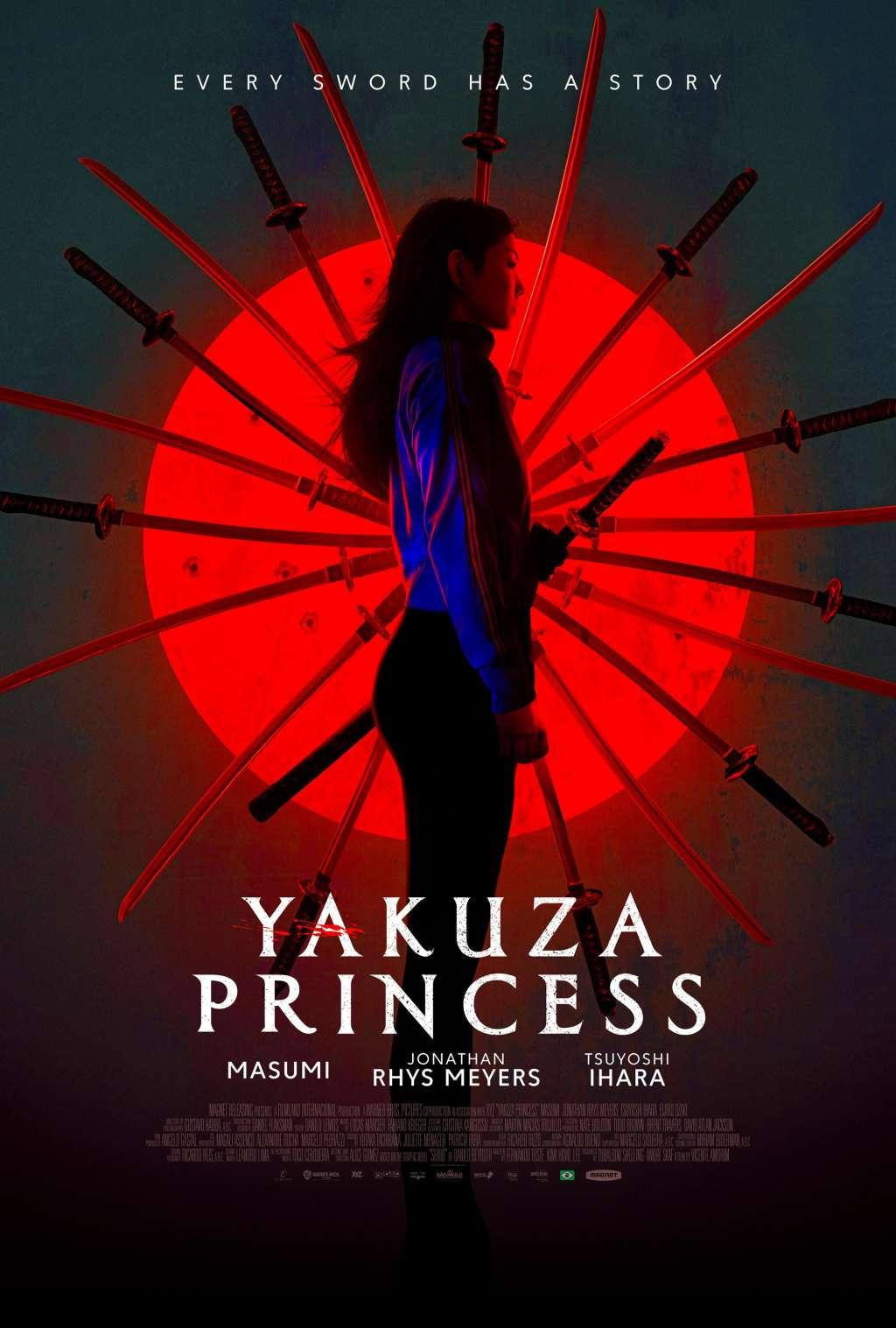 Yakuza Princess kapak