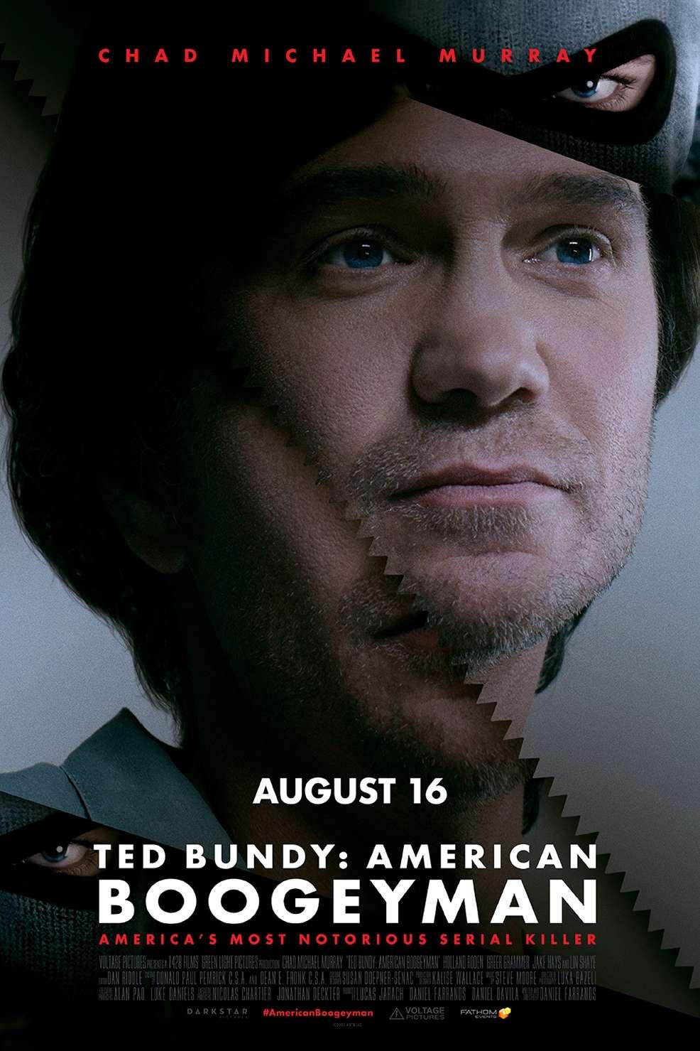 Ted Bundy: American Boogeyman kapak