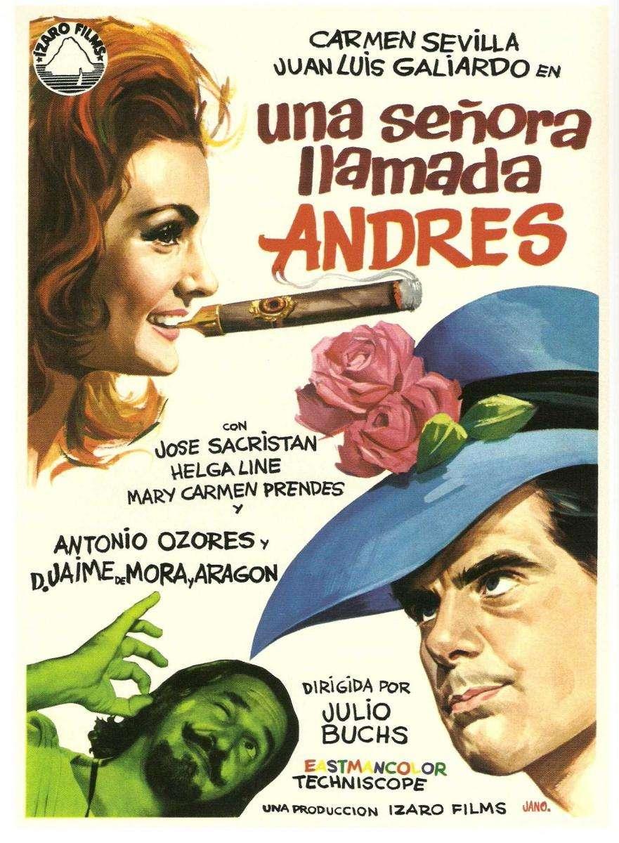 Una señora llamada Andrés kapak