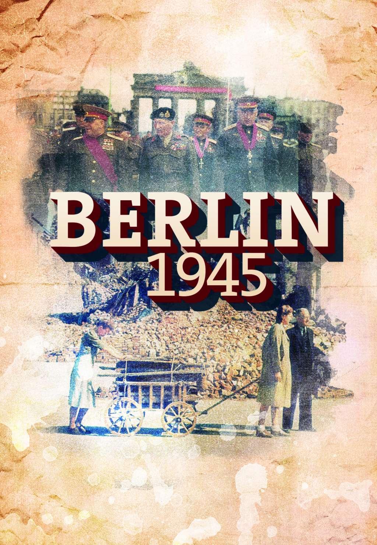 Berlin 1945 kapak