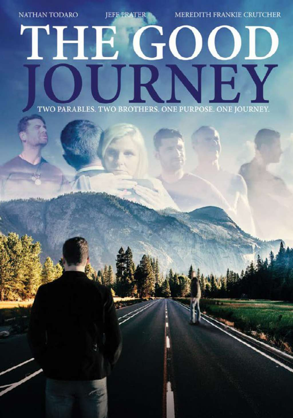 The Good Journey kapak
