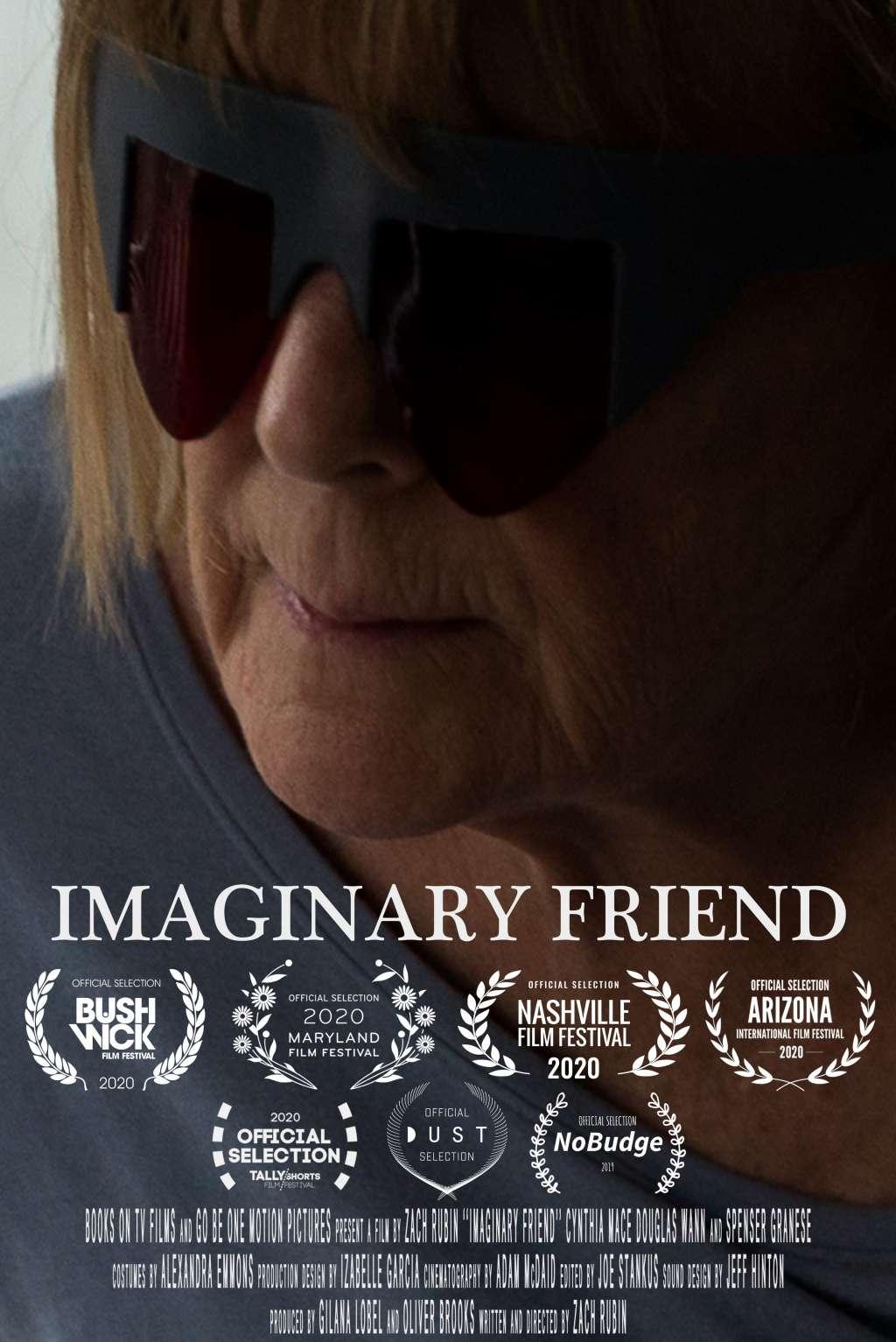 Imaginary Friend kapak