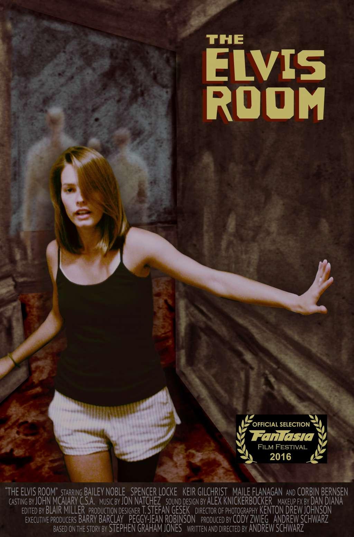 The Elvis Room kapak