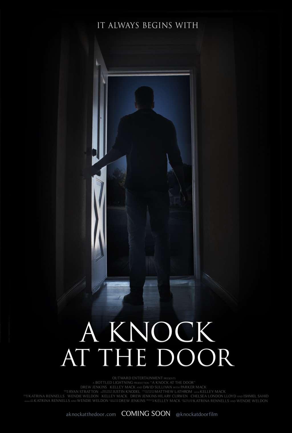 A Knock at the Door kapak