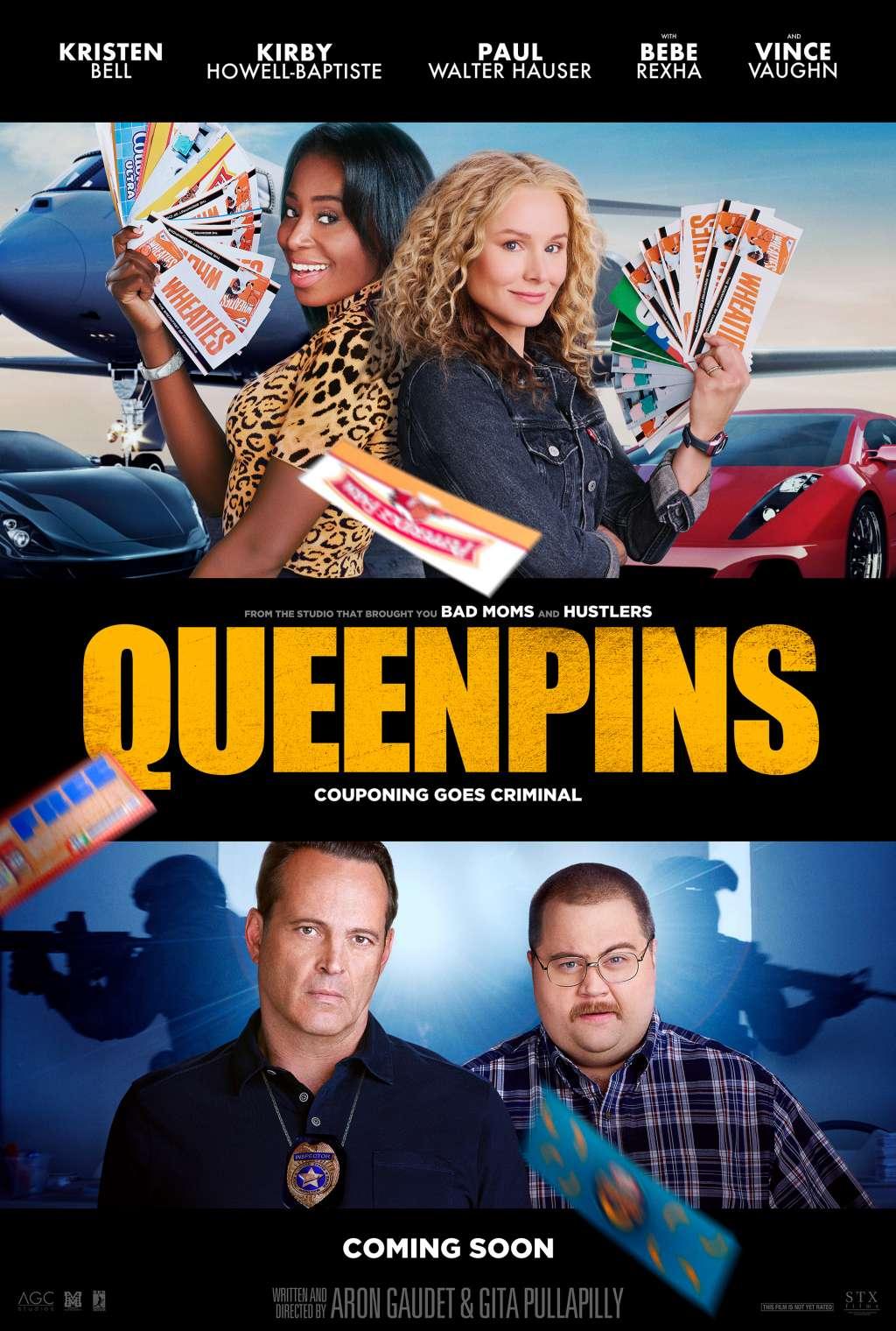 Queenpins kapak