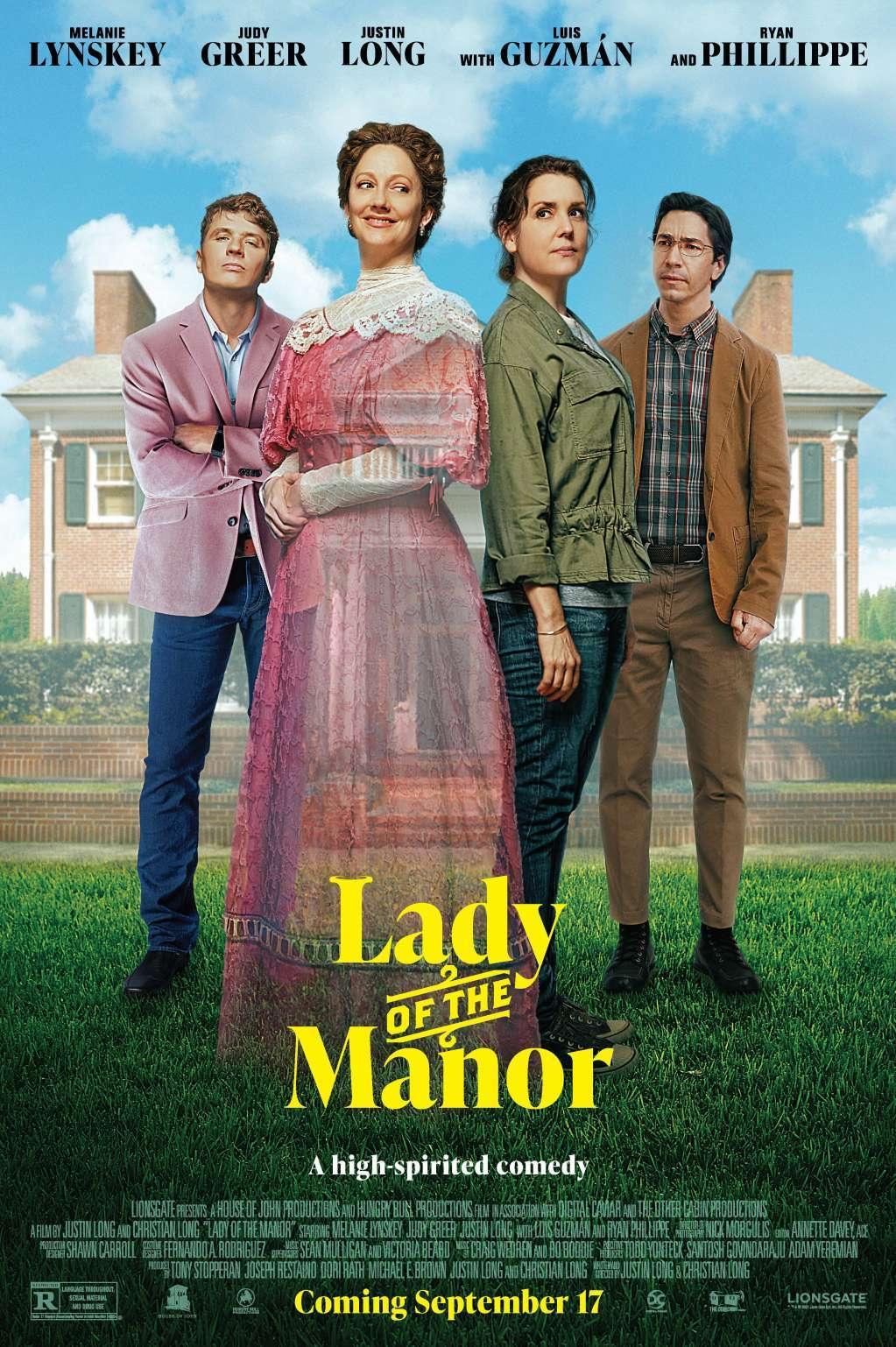 Lady of the Manor kapak