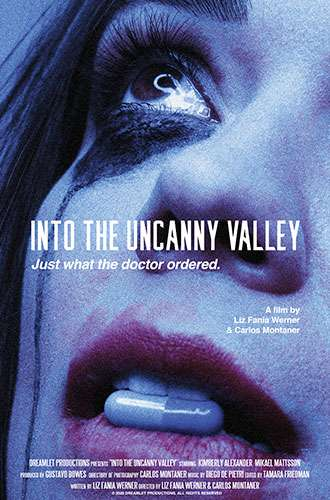 Into the Uncanny Valley kapak