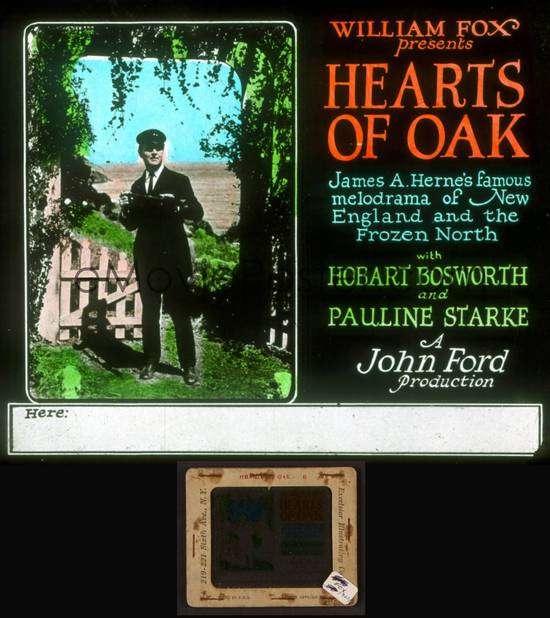Hearts of Oak kapak