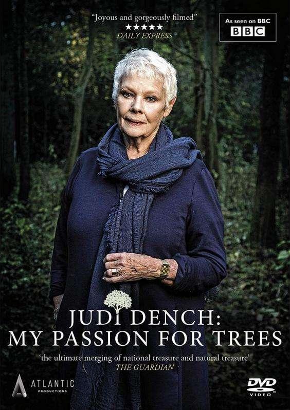 Judi Dench: My Passion for Trees kapak