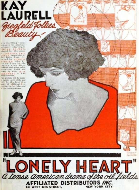 Lonely Heart kapak