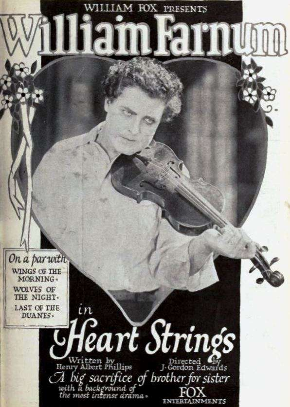 Heart Strings kapak