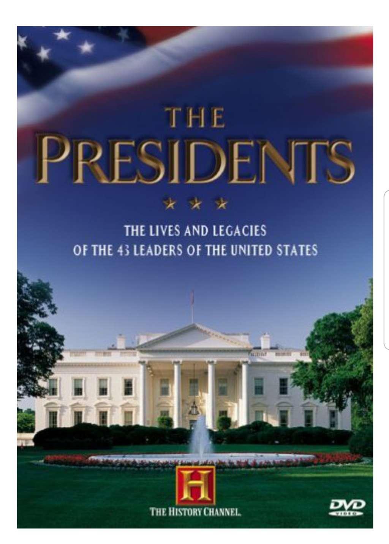 The Presidents kapak