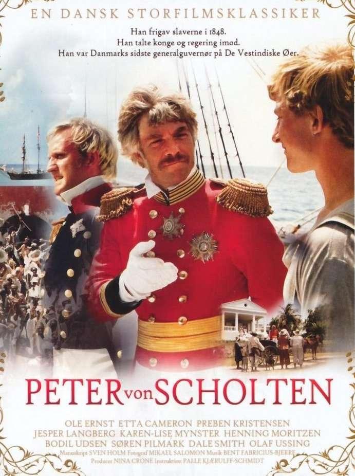 Peter von Scholten kapak