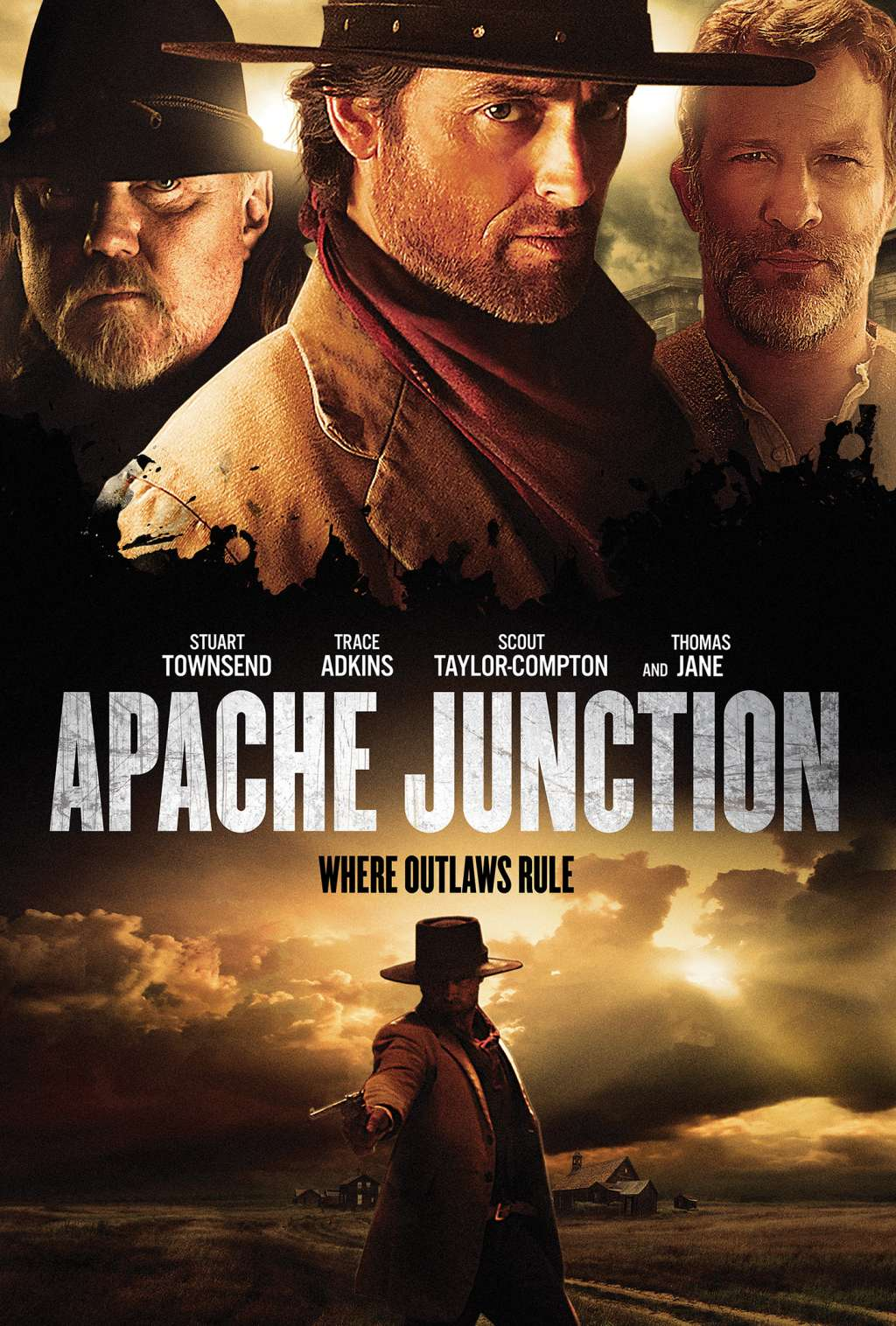 Apache Junction kapak