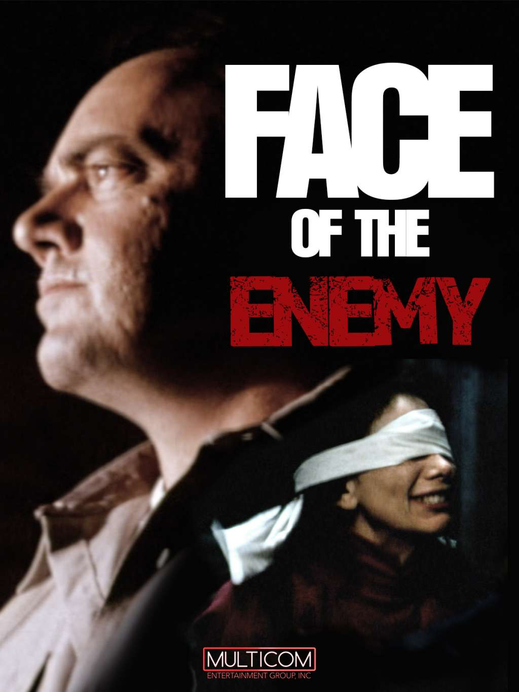 Face of the Enemy kapak