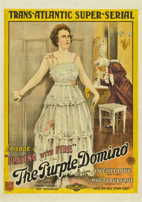 Lucille Love: The Girl of Mystery kapak