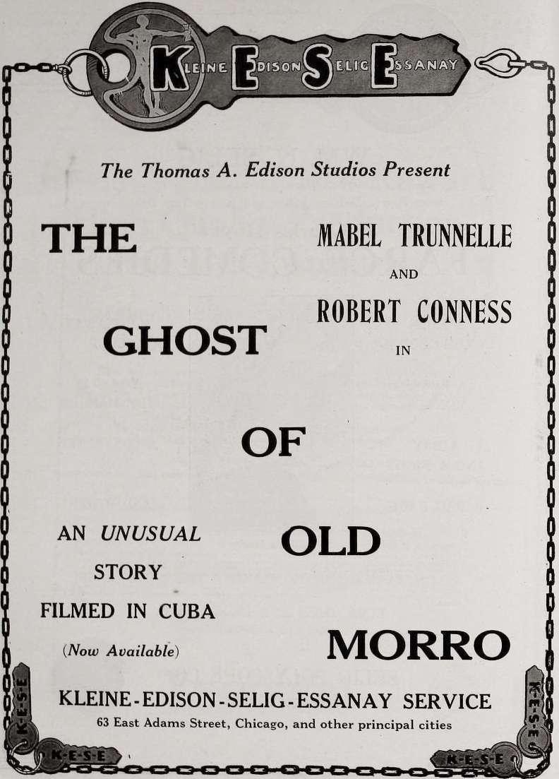 The Ghost of Old Morro kapak