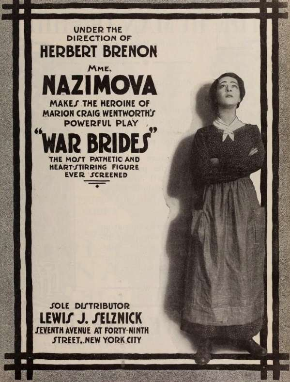 War Brides kapak