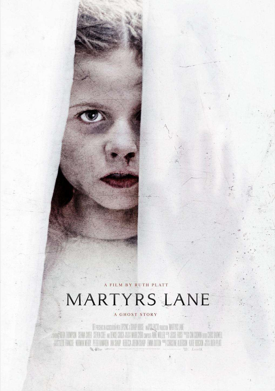 Martyrs Lane kapak