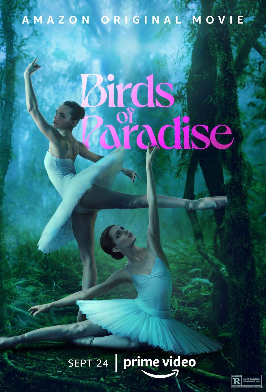Birds of Paradise kapak