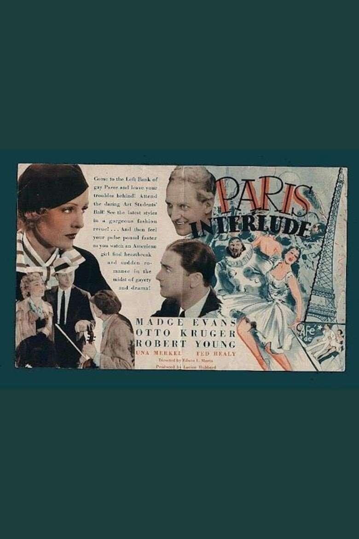 Paris Interlude kapak