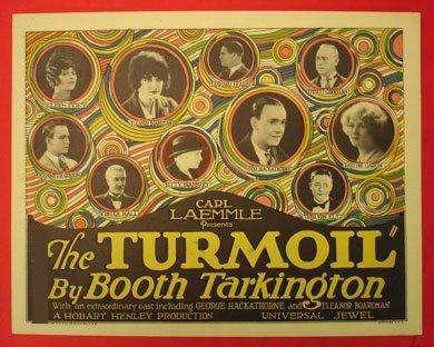The Turmoil kapak