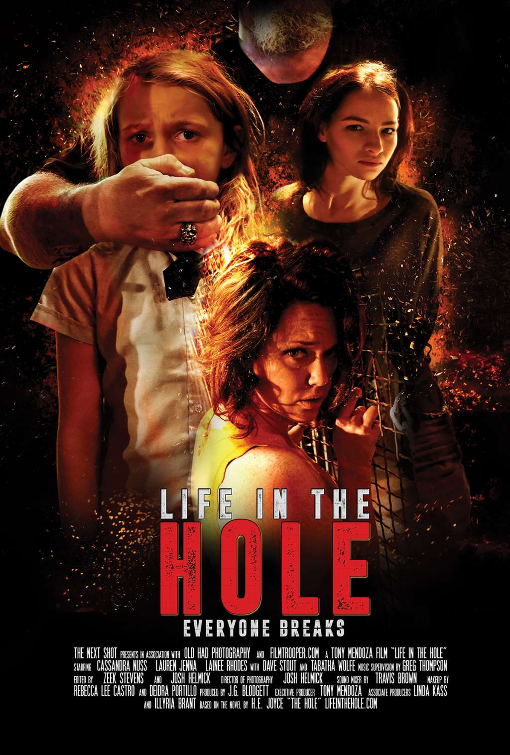 Life in the Hole kapak