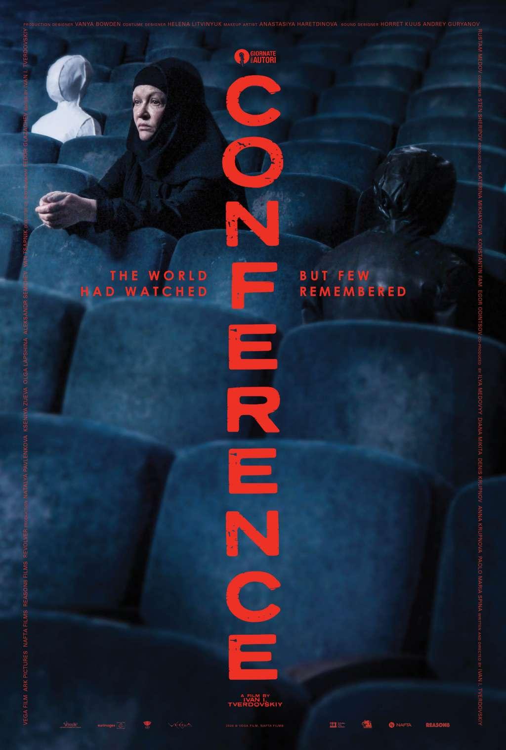 Conference kapak