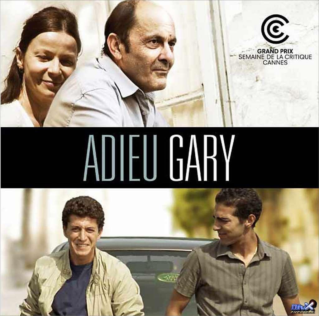 Adieu Gary kapak