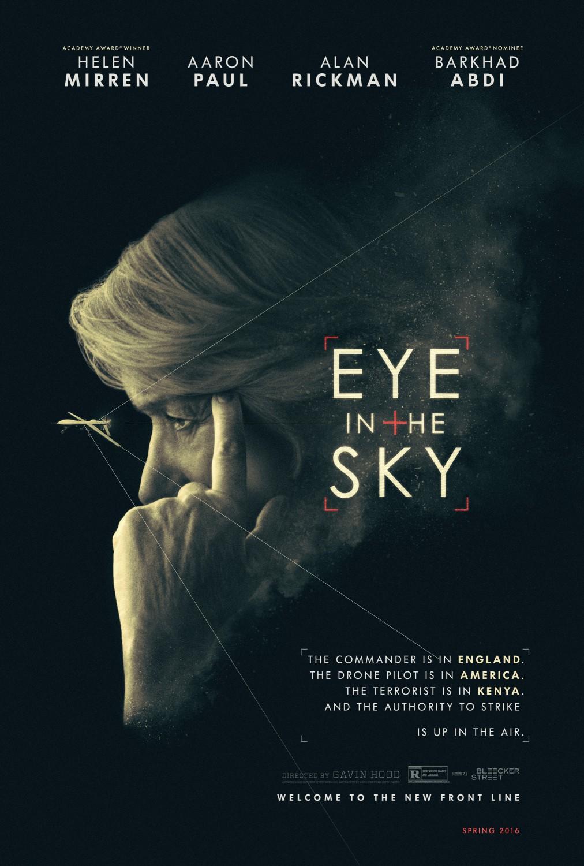Eye in the Sky kapak