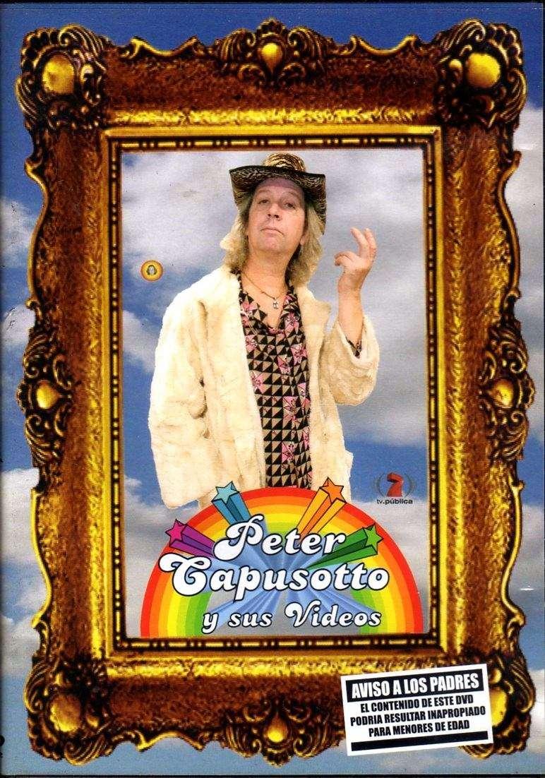 Peter Capusotto y sus videos kapak