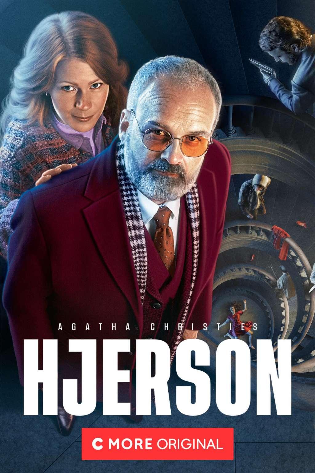 Agatha Christie's Hjerson kapak